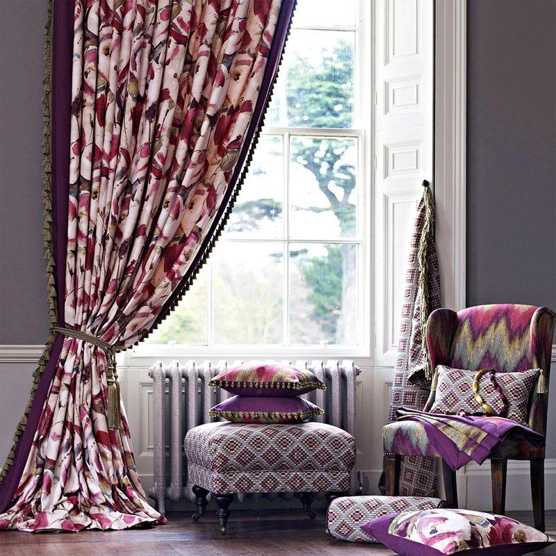 mebl štof,draperi,ukrasni jastuci collection AFED 13158
