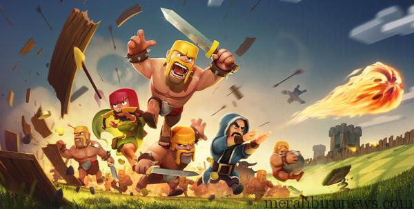 Wallpaper Clash of Clans