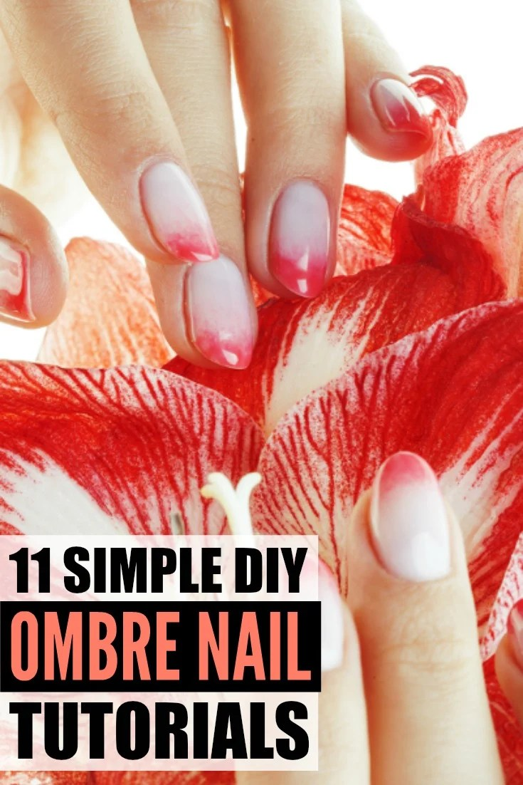 Ombre Nails We Love Them Whether You Like Something Simple For Spring French