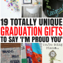 19 Unique Graduation Gifts Your Graduate Will Love