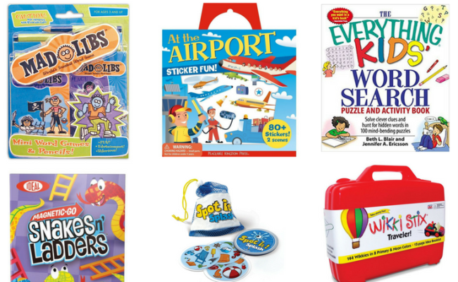 Best Toys For Airplane Travel 17 Ideas To Keep Kids