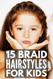 braid hairstyles kids 15 step-step