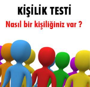 2013-Pmyo-Kişilik-Testi