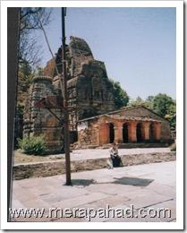 katarmal soorya mandir in Uttarakhand