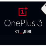 One Plus 3 Price Drop