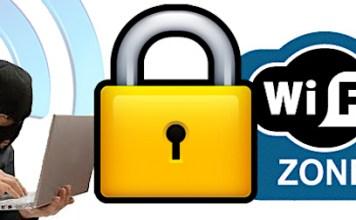 la red WIFI segura