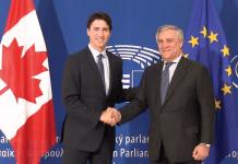 """""""China acuerdo Canada Trudeau"""""""