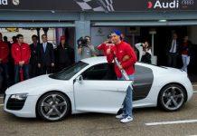 Cristiano Ronaldo coches