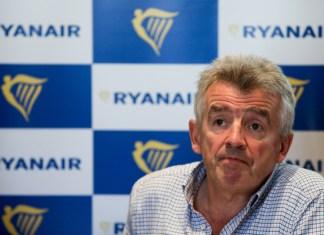 Ryanair sindicatos
