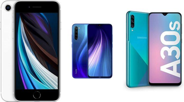 Amazon: Samsung, Xiaomi, iPhone: chollazos hoy