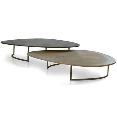 table galet salome de fontainieu haute 35cm 93 92 couleur noir anthracite