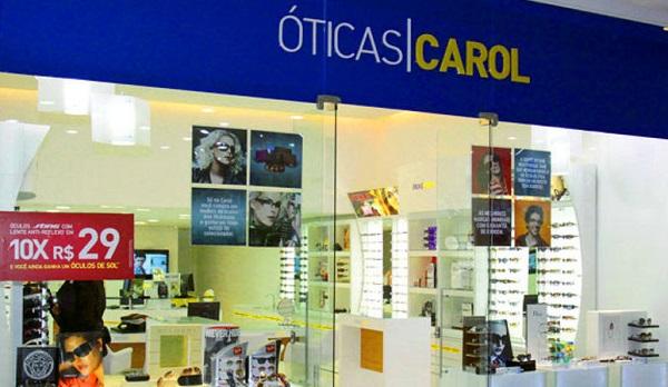 Conversão  Óticas Carol inaugura primeira loja em Embu das Artes (SP)    Mercado Consumo aa9f798803