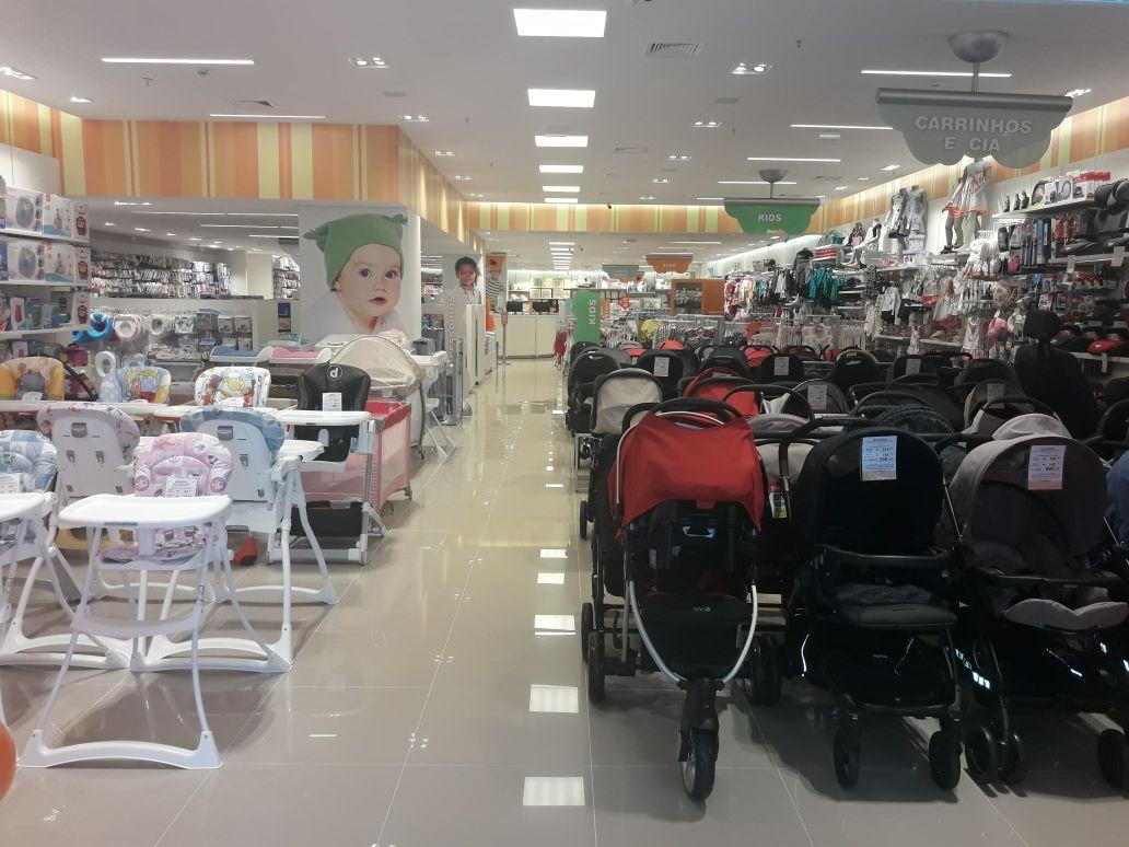 Alô Bebê inaugura loja no Shopping Iguatemi Esplanada em Sorocaba ... cf83cc78ac