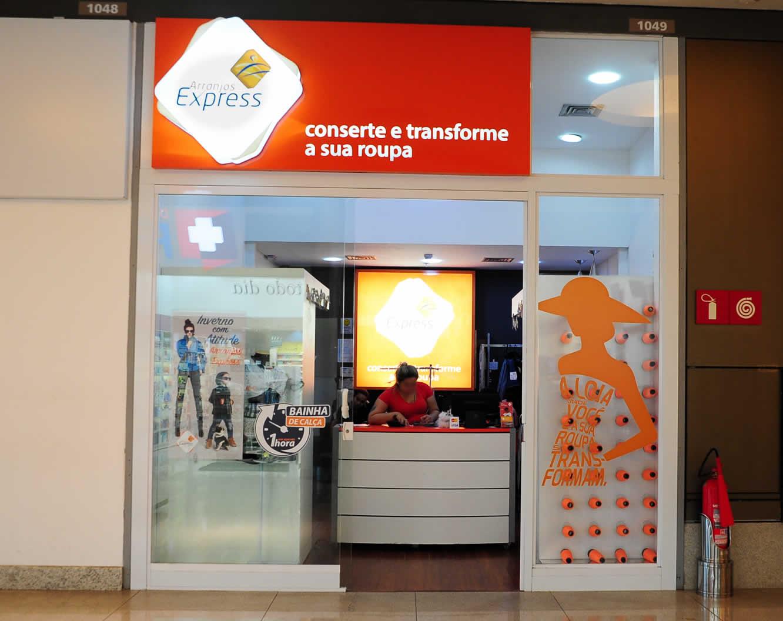 e5dc01e896 Arranjos Express abre unidade em Santos