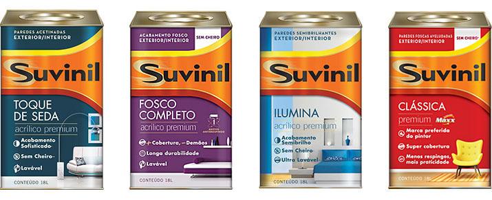 4c64a8b27a556 Suvinil e Hipertintas lançam quiosque para venda de tintas ...