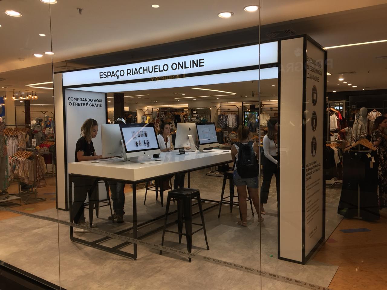 9dc872fdb Riachuelo inaugura omnistore no Shopping Eldorado