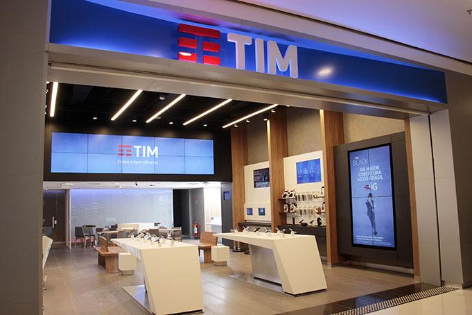 10e019d761f TIM abre loja totalmente digital no Shopping Internacional de Guarulhos