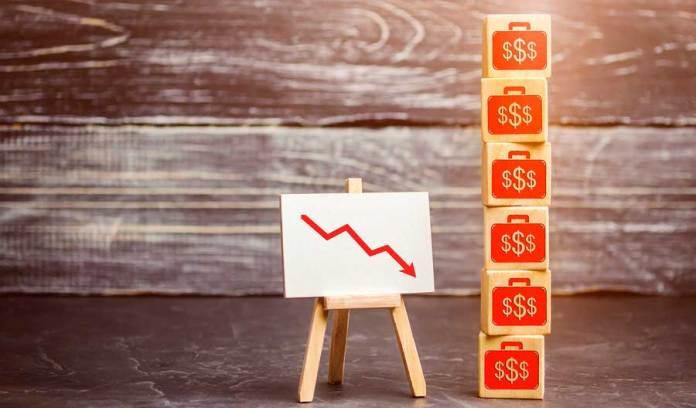 Vendas caem 2,2% em dezembro ante novembro de 2018