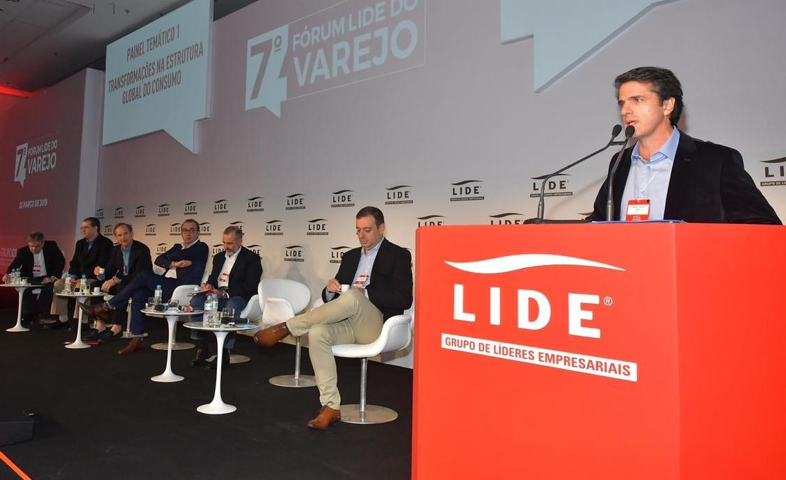f3175bc48 Futuro e desafios do setor pautaram o 7º Fórum LIDE do Varejo ...