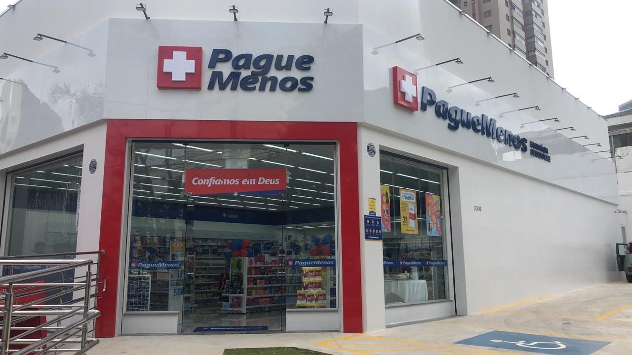 4a7b5ed91 Rede de farmácias Pague Menos inaugura 31ª loja em Belo Horizonte ...