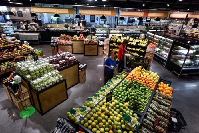 Supermercados para idosos