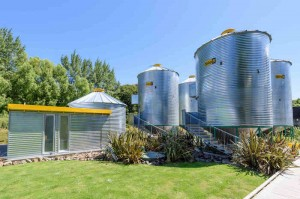 Silo Stays at Little River, Christchurch