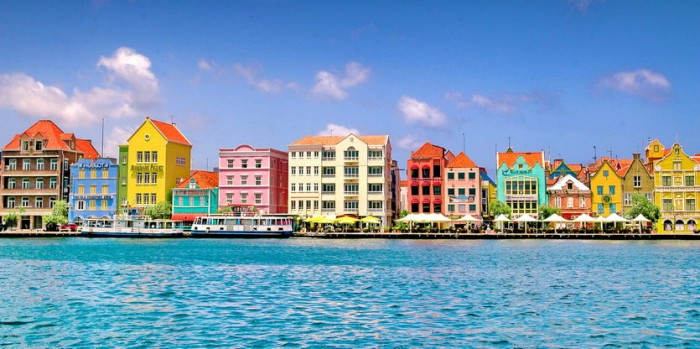 Vista de Curaçao