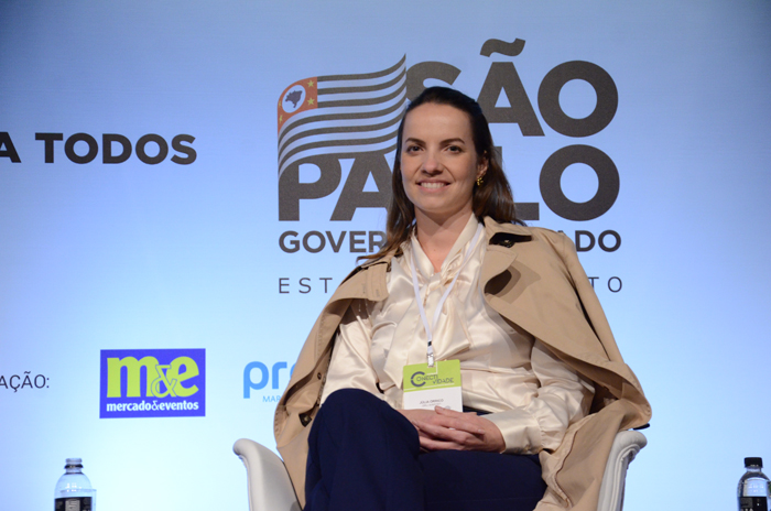 Julia Orrico, do GRU Airport