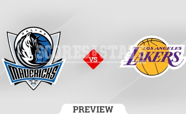 Dallas Mavericks Vs Los Angeles Lakers Predictions Picks
