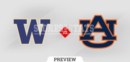 Image result for Washington versus auburn