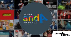 """Ya se viene la votación """"La mejor campaña elegida por el público"""" para los Premios ANDA 2018"""