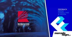 Feedback presenta la nueva identidad gráfica de Robocon