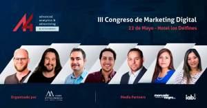Conoce la agenda del III Congreso de Marketing Digital – A4