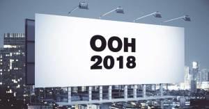 ¿Qué le espera a la publicidad OOH este 2018?