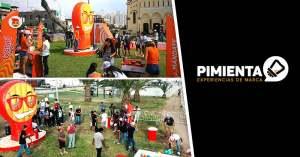 """""""Mándate con Guaraná"""": La acción BTL de Pimienta y Guaraná"""