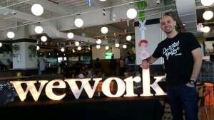 """Diego Cánovas: """"Wework es una gran oportunidad que a nivel personal y profesional no podía dejar pasar"""""""