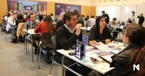Implementadoras, anunciantes y centrales se encontraron en la rueda de negocios de Premios TOTEM 2018