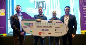 Ganadores de Jóvenes Creativos 2018 viajan a +Cartagena