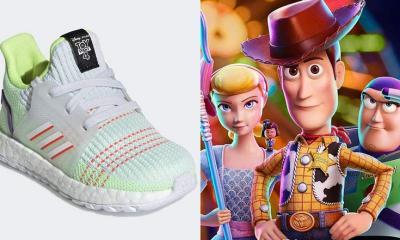 """Adidas prepara su próxima colección inspirada en """"Toy Story 4"""""""
