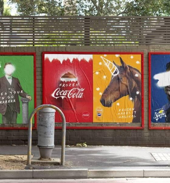 Esta campaña de Coca Cola le pide a Trump que se relaje