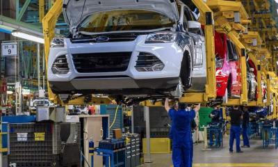 Ford fabrica sus vehículos con plástico reciclado