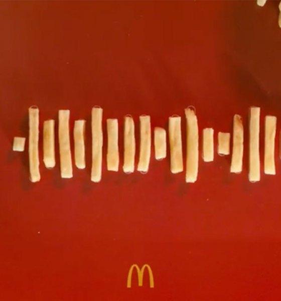 McDonald's crea música con tus papas fritas