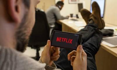 Ahora podrás disfrutar de Netflix mientras trabajas