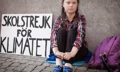 """Esta es la nueva """"tipografía sostenible"""" inspirada en Greta Thunberg"""