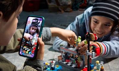 LEGO® Hidden Side, la más reciente experiencia de juego con Realidad Aumentada