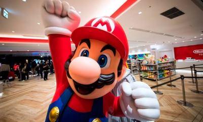 Nintendo inaugura su primera tienda física en Japón