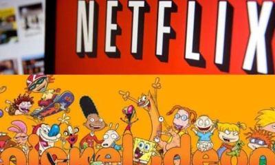 La guerra sigue: Ahora Netflix tendrá todo el contenido original de Nickelodeon
