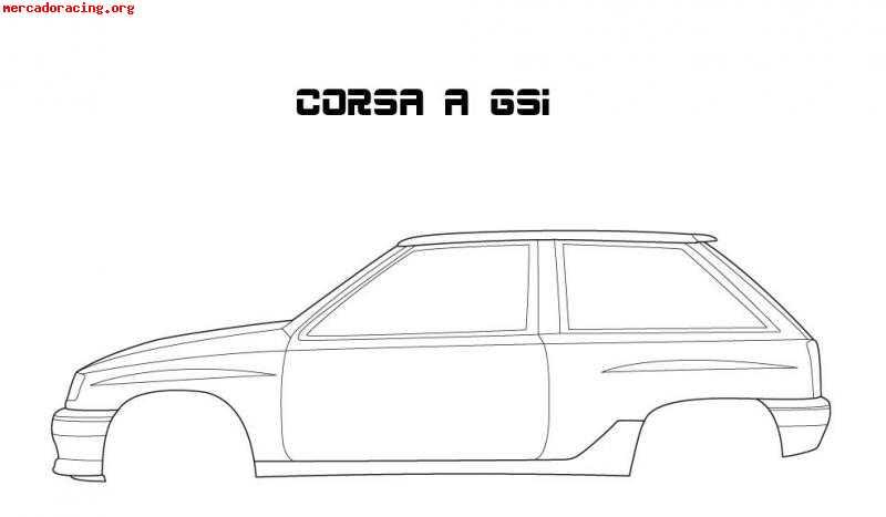 Cambio Corsa GSI por coche de rally