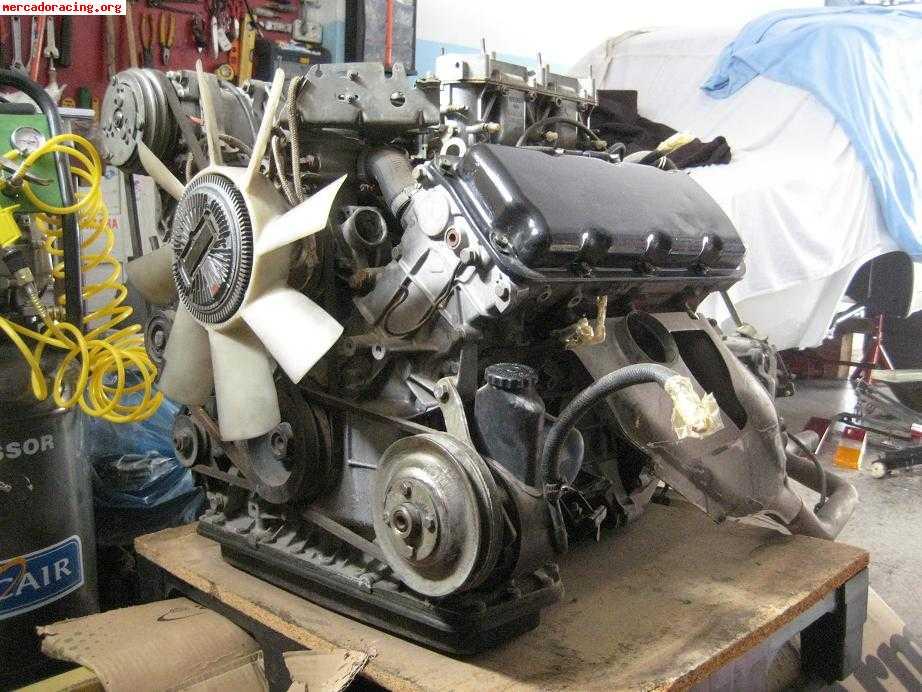 motor prv v6 para renault alpine a 310