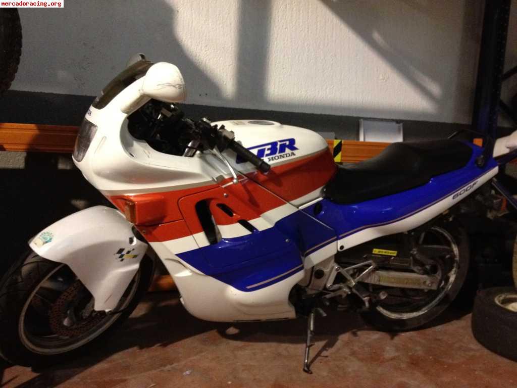 Honda CBR 600 F ´90